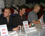 Bubba Bell, Clay Buchholz, Justin Masterson