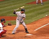Nick Swisher's one-handed swing